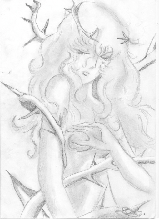 The Rose of Versailles by blandin